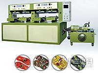 鸿龙机械设备产品―EVA印压自动成型机