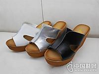 辛德瑞拉2016新款韩版坡跟女鞋