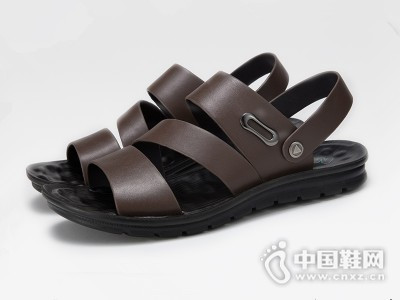 mlloks/猛狼乐士2016新款真皮休闲沙滩鞋