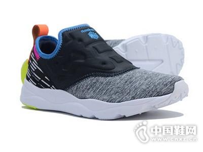 Reebok 锐步 女子 FURYLITE SLIP-ON LUX 休闲鞋