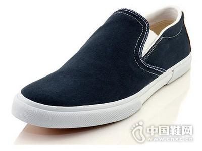 REGAL/丽格条纹拼色舒适低帮鞋