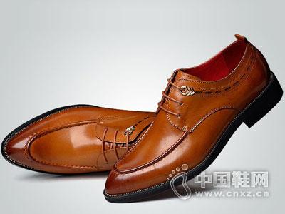 世尊皮鞋2016真皮皮鞋