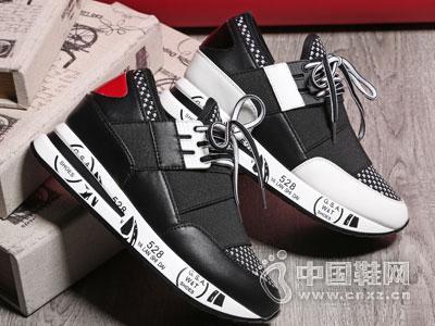 木林森帆布鞋2016休闲运动女鞋新款