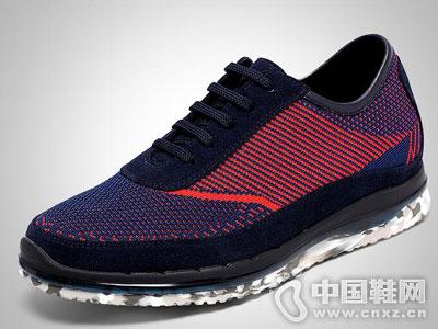何金昌内增高鞋2016休闲鞋新款