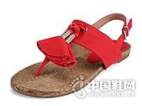 Castaner西班牙201616夏季新品平跟鞋凉鞋单鞋