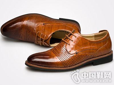康奈男鞋2016新款皮鞋