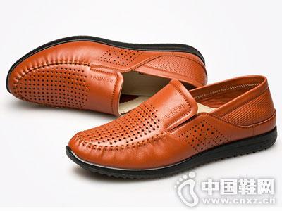 康奈男鞋2016新款休闲鞋