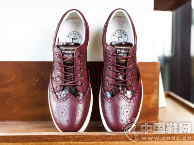 名郎休闲鞋2016新款男鞋