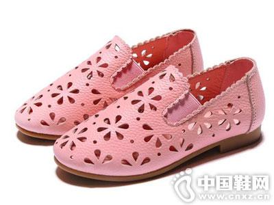 格慕隆女童中空休闲鞋2016新款产品