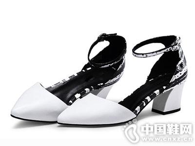 MILEER超级店2016新款中空单鞋
