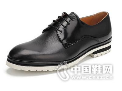 都彭2016新款男士商务休闲皮鞋