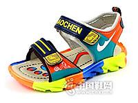 奥特曼2016闪灯沙滩鞋