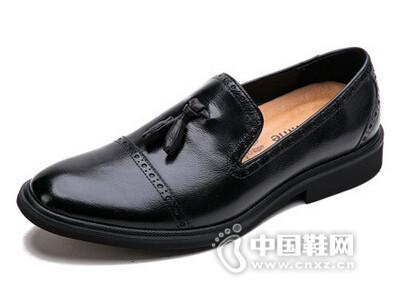 米先生2016商务休闲头层真皮男鞋