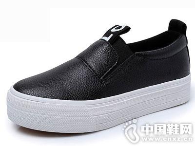 大东女鞋2016新款休闲单鞋产品