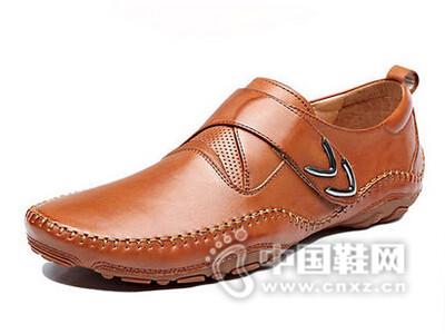ABA2016英伦休闲皮鞋