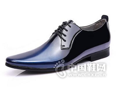 ABA2016漆皮商务正装皮鞋