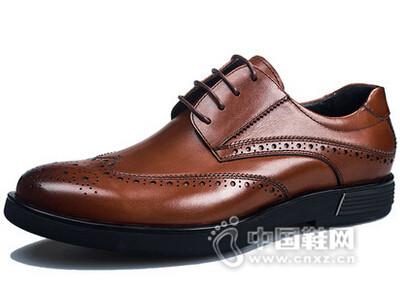 飞渡鱼2016商务休闲皮鞋
