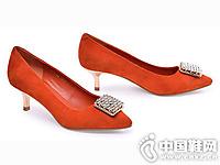 卡文女鞋2016秋季新款产品