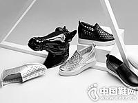 曼湾时尚休闲女鞋新款产品