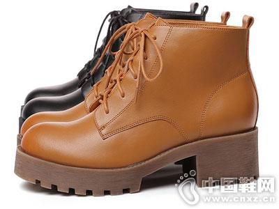 自由漫步女鞋2016秋季新款休闲鞋