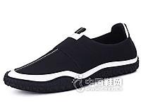 火枪手2016布鞋低帮套脚舒适网布潮鞋