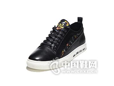 朗蒂维2016系带休闲鞋韩版时尚街鞋