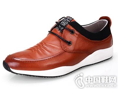 美犀皮鞋2016秋季新款休闲鞋