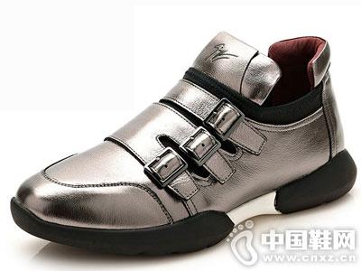兽王男鞋2016秋季新款产品