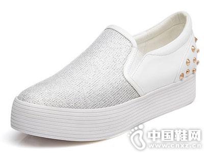 富贵鸟男女皮鞋2016秋冬新款