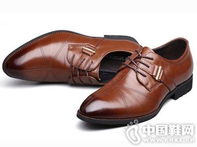 蜘蛛王皮鞋2016秋季新款产品