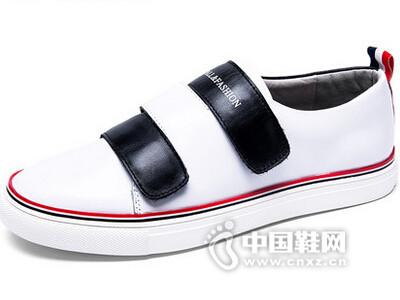 奥古仕盾2016韩版运动休闲皮鞋