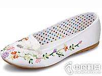 天�n福老北京布鞋2016秋季新款