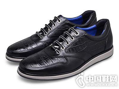 宾度真皮时尚男鞋2016秋季新款休闲鞋