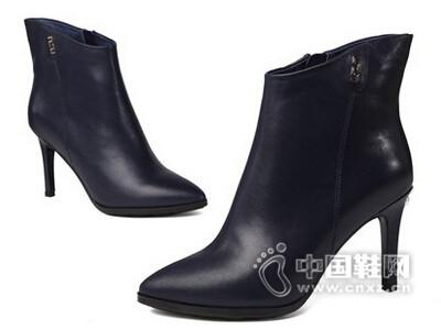 四季风2016欧美优雅短靴