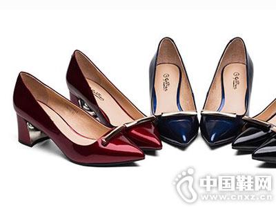 金利来男女皮鞋2016秋冬季新款