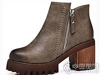 珂卡芙女鞋2016秋冬季新款产品