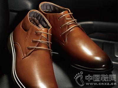 名郎休闲鞋2016秋冬新款休闲短靴