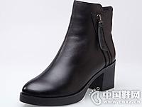 菲英女鞋2016秋冬短靴新款