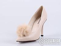 迪欧摩尼2016秋冬高跟时装单鞋新款