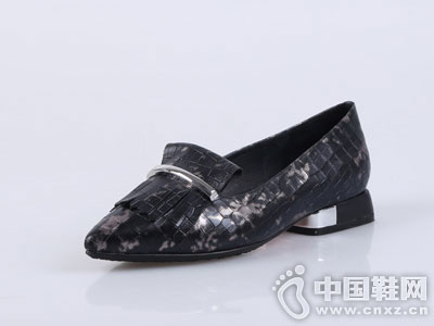 迪欧摩尼2016秋冬浅口休闲单鞋新款