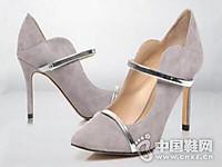 思加图2017优雅时尚女单鞋