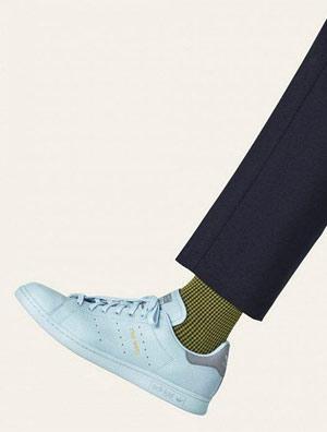 阿迪三叶草发布2017秋季全新Pastel Pack粉彩系列鞋履