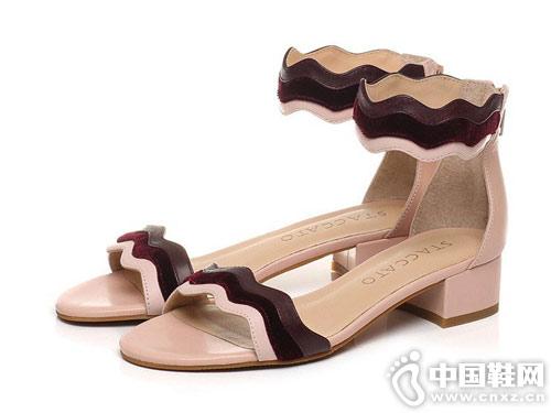 2018思加图女鞋新款产品