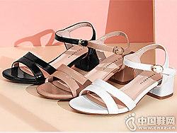 2018年红蜻蜓男女皮鞋春夏新品