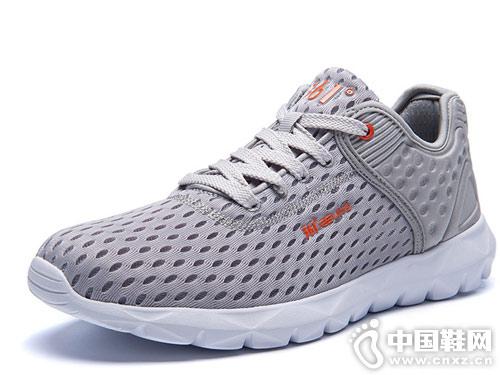 361度网鞋男鞋夏季网面透气休闲运动鞋
