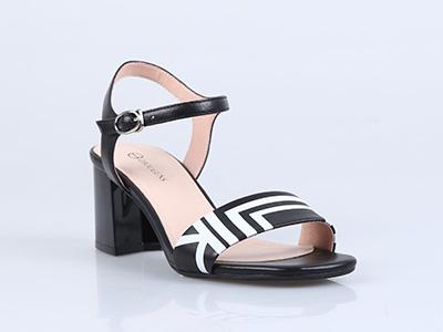 2018迪欧摩尼女中跟凉鞋新款产品