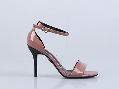 2018迪欧摩尼女高跟凉鞋新款