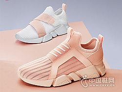2018年特步运动鞋新款女式跑鞋产品