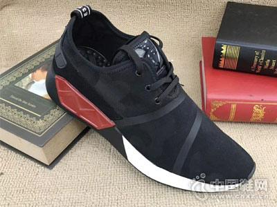 世尊2018男鞋新款休闲运动鞋产品