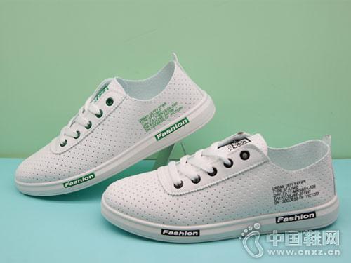 木林森2018休闲潮鞋板鞋新品